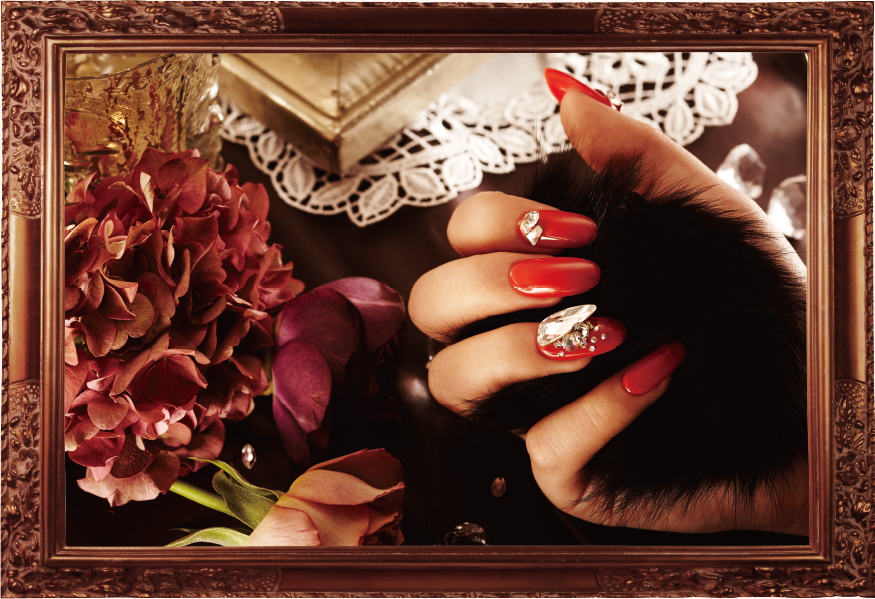 nail for all 2013 Winter collection